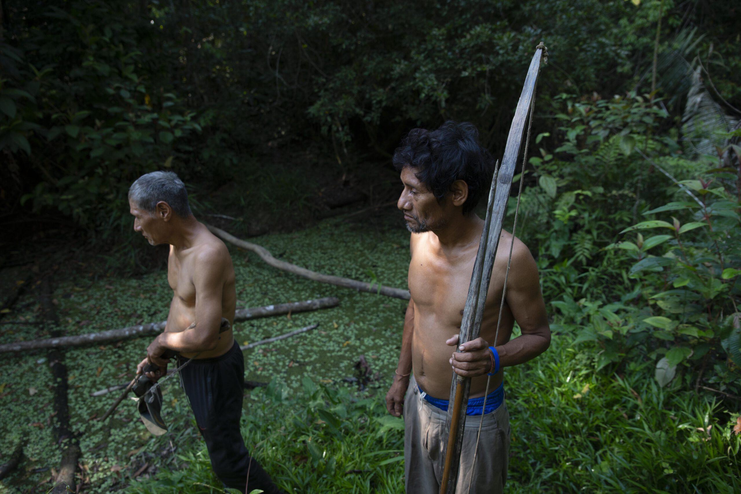 Los yuquis y su lucha por sobrevivir